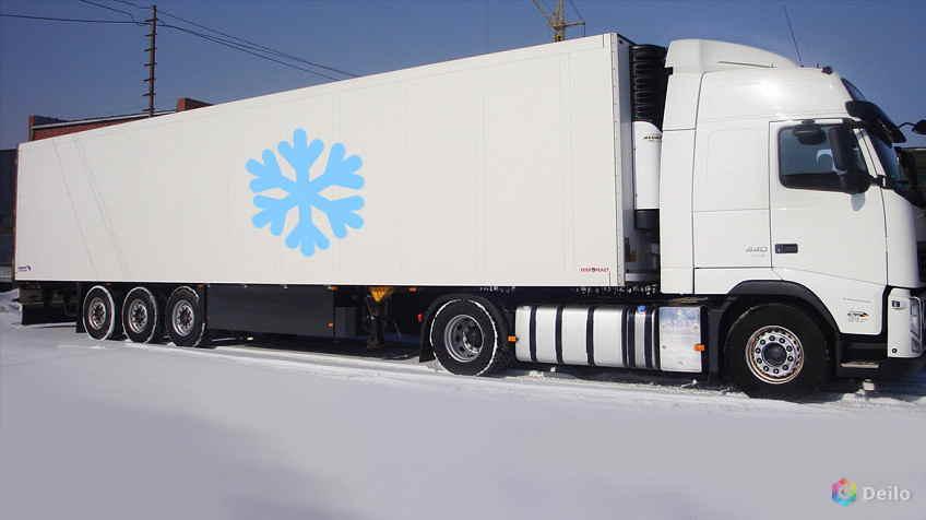 Перевозка температурных грузов